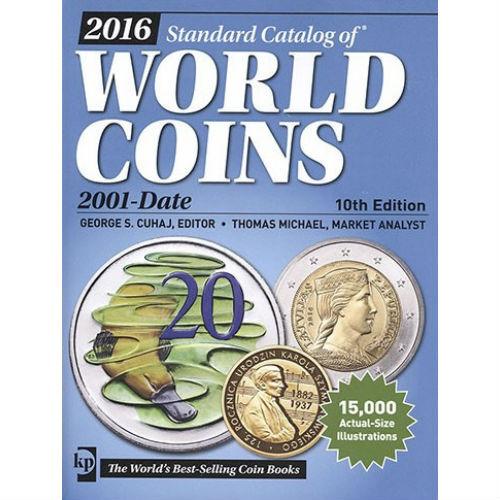 Krause muntencatalogus Worldcoins 2000-heden