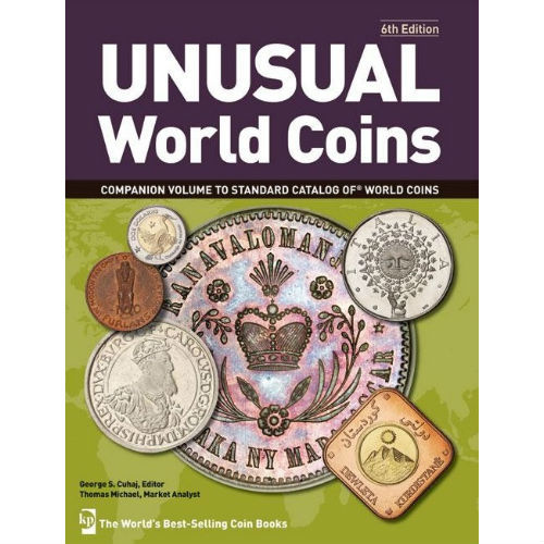 Krause muntencatalogus Unusual Coins