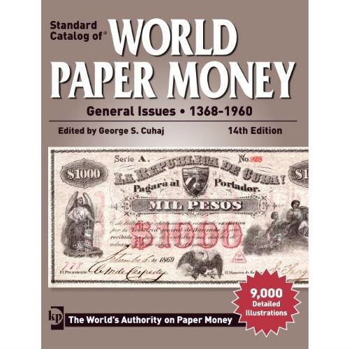 Pick Bankbiljettencatalogus World Paper Money 1368-1960