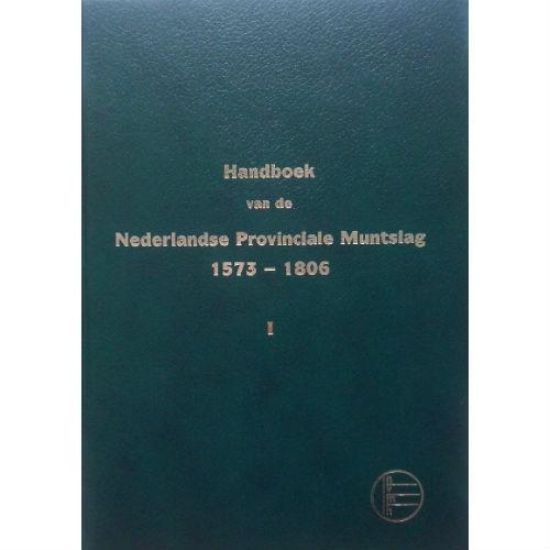 NVMH Handboek van de Nederlandse Muntslag 1568-1795
