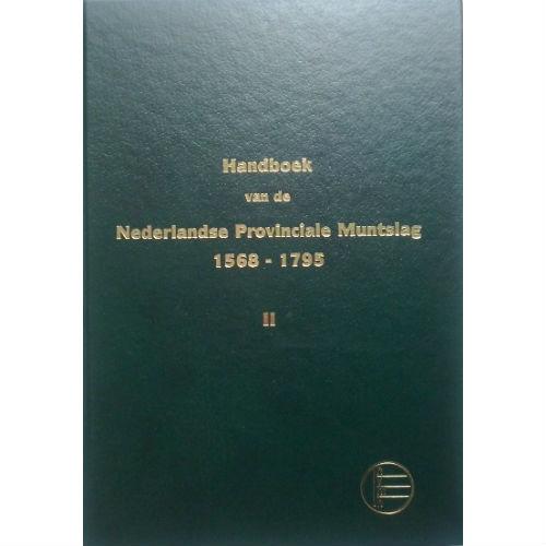 NVMH Handboek van de Nederlandse Muntslag 1573-1806