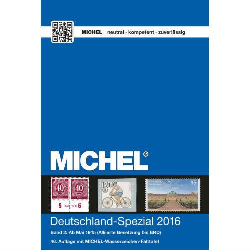 Michel Duitsland speciaalcatalogus deel 2