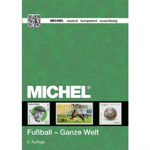 Michel postzegelcatalogus Voetbal 2016