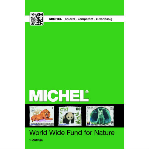 Michel postzegelcatalogus WWF - World Wide Fund of Nature 2016