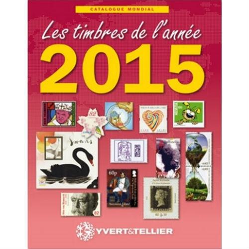 Yvert en Tellier postzegelcatalogus nieuwtjes wereld 2015