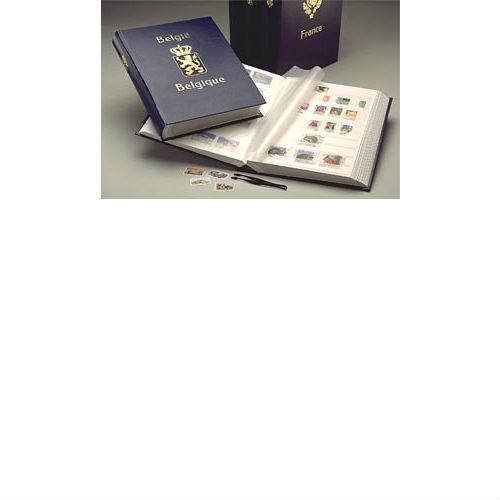 Davo insteekboek G België 23 x 30,5 cm