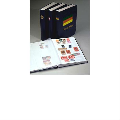 Davo insteekboek G Duitsland vlag 23 x 30,5 cm