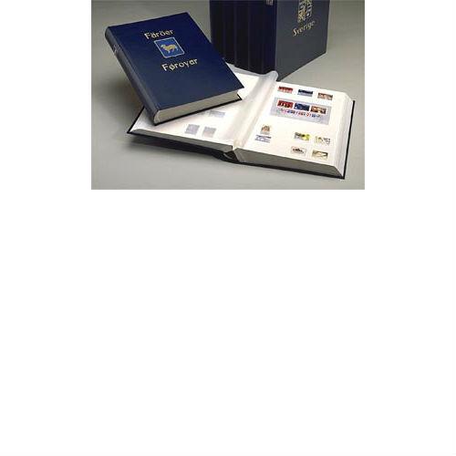 Davo insteekboek G Färöer 23 x 30,5 cm