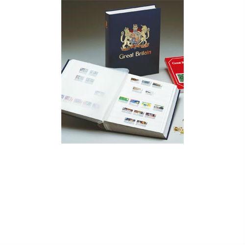 Davo insteekboek G Groot-Brittannië 23 x 30,5 cm
