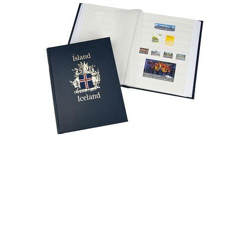 Davo insteekboek G IJsland 23 x 30,5 cm