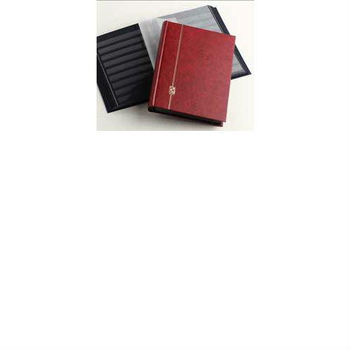 Davo insteekboek Nero F rood 23 x 30,5 cm