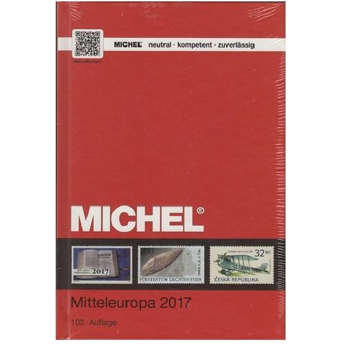 Michel Postzegelcatalogus Midden Europa 2017