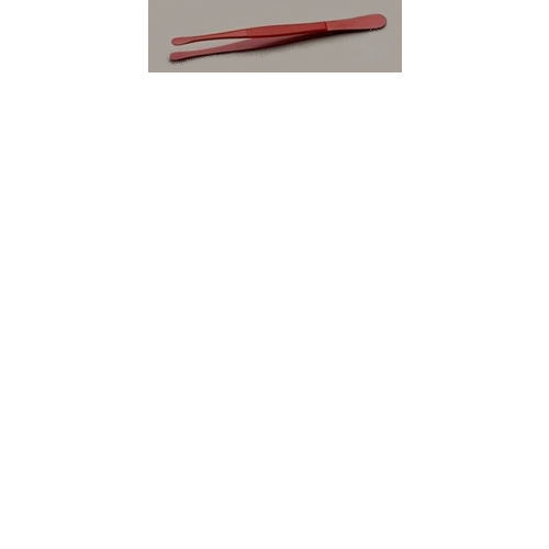 Davo pincet model Groot rond, kleur gekleurd (K58)