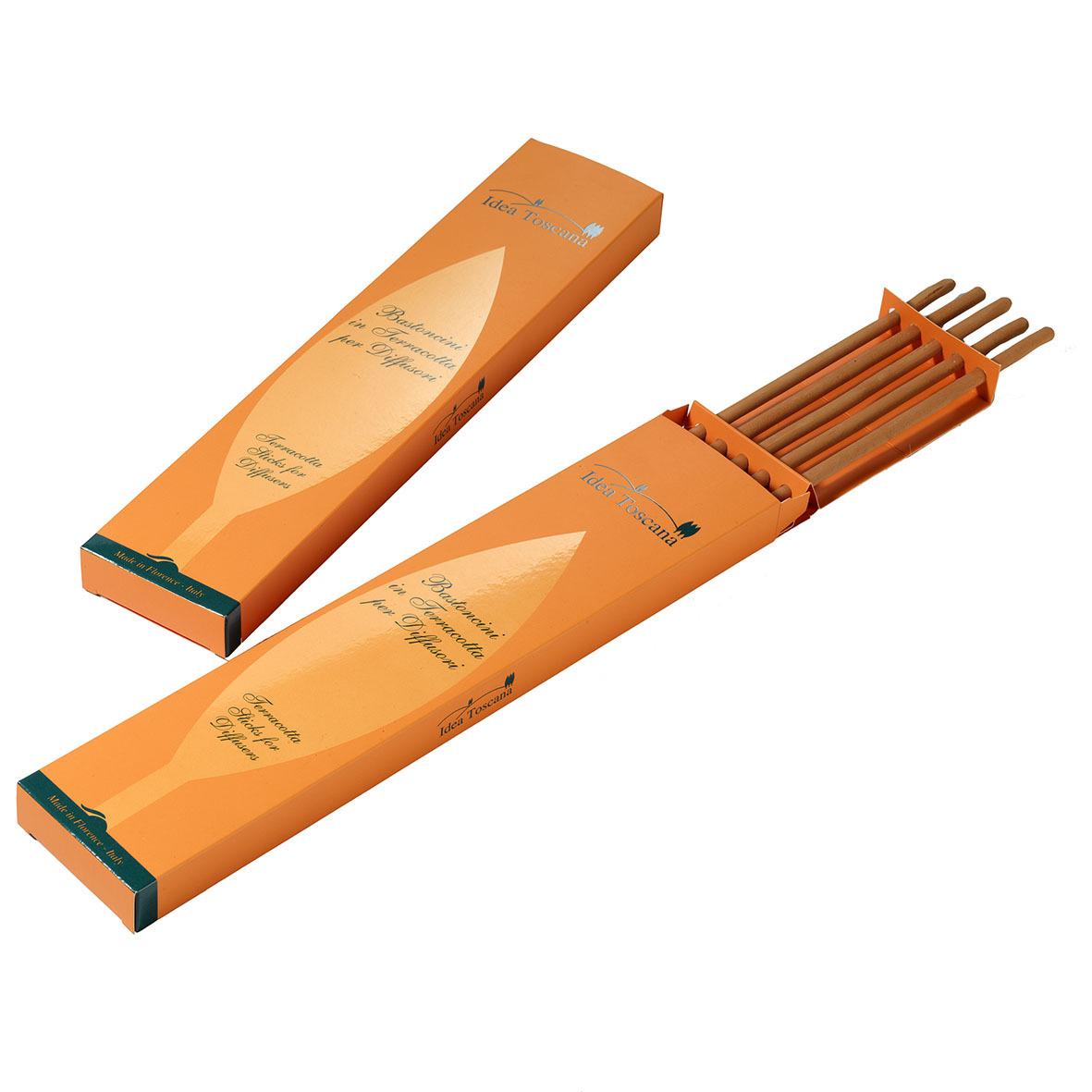 Terra Cotta Sticks voor Room Diffuser