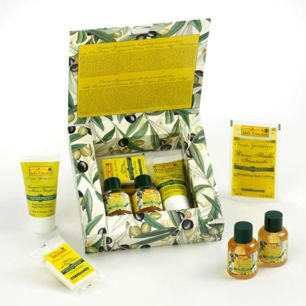 Hotel Courtesy Kit 5 products (zelf samenstellen)