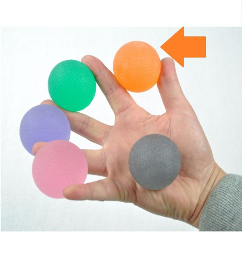 Gelbal handtrainer (kies uitvoering)