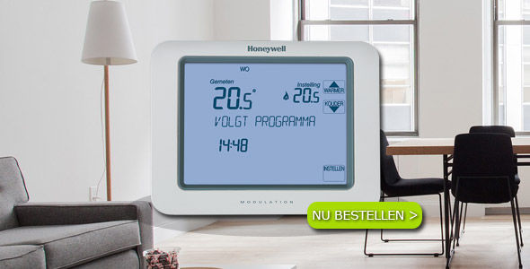 Honeywell Chronotherm Touch modulation klokthermostaat