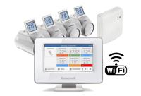 Honeywell Evohome WIFI 4 zones aan-uit radiatorpakket