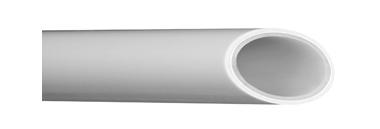 Flexibele waterleiding -  ongeïsoleerde buis