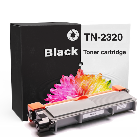 Toner cartridge voor Brother HL-L2320D | Zwart XL