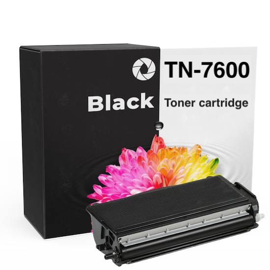 Toner cartridge voor Brother TN-7600 |
