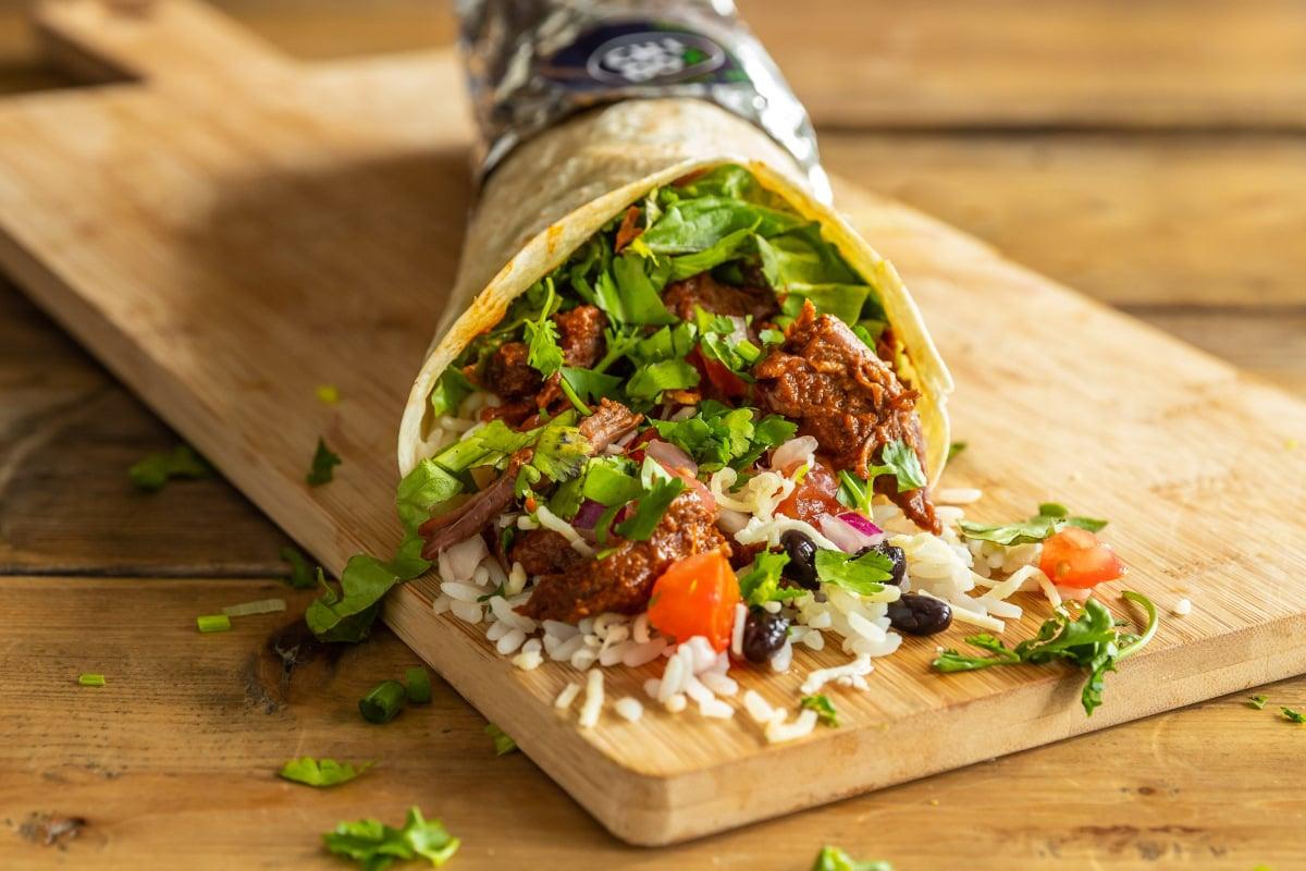 Latin Burrito