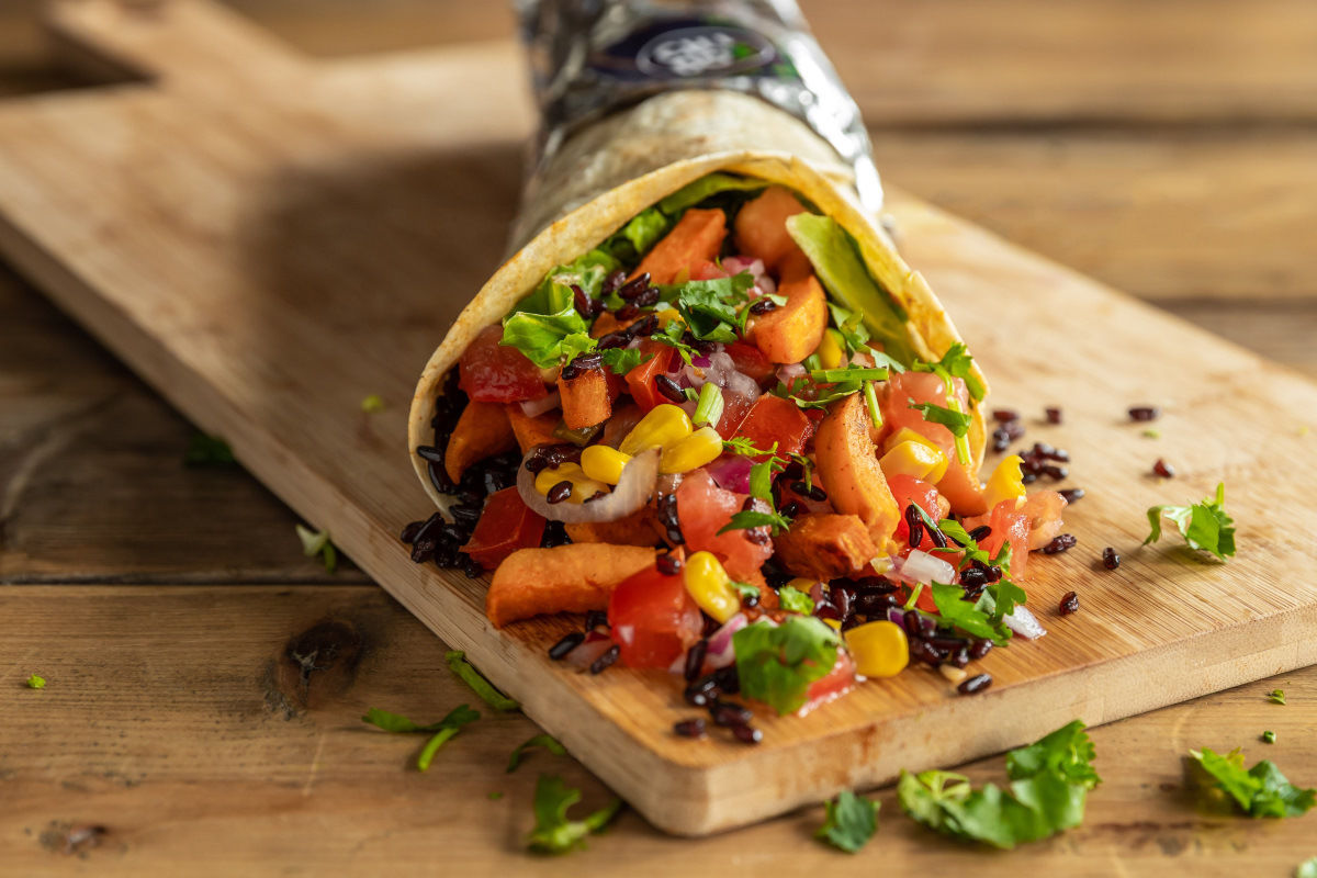 The Vegan Burrito