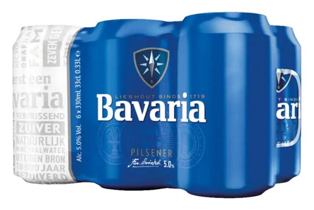 6-pack Bavaria