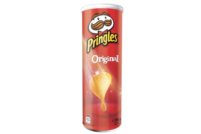 Pringles naturel chips