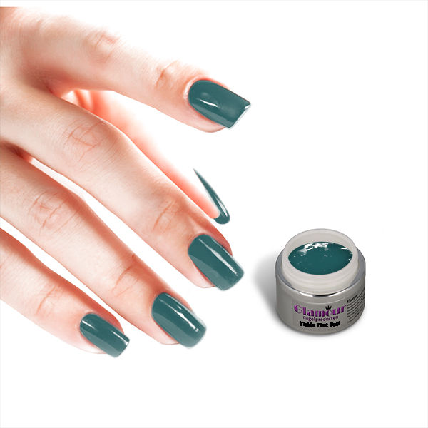 Kleurgel UV / LED Tickle That Teal